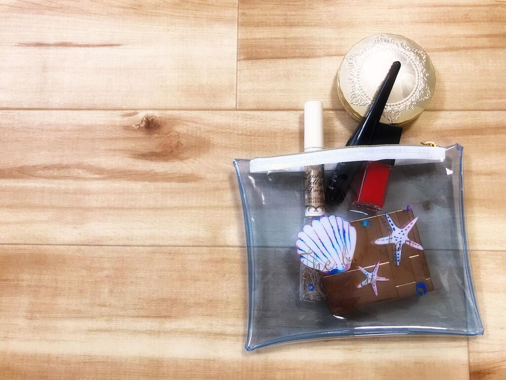 ポーチ軽量化計画!夏のおでかけに持っていきたい厳選マルチコスメ♡の画像