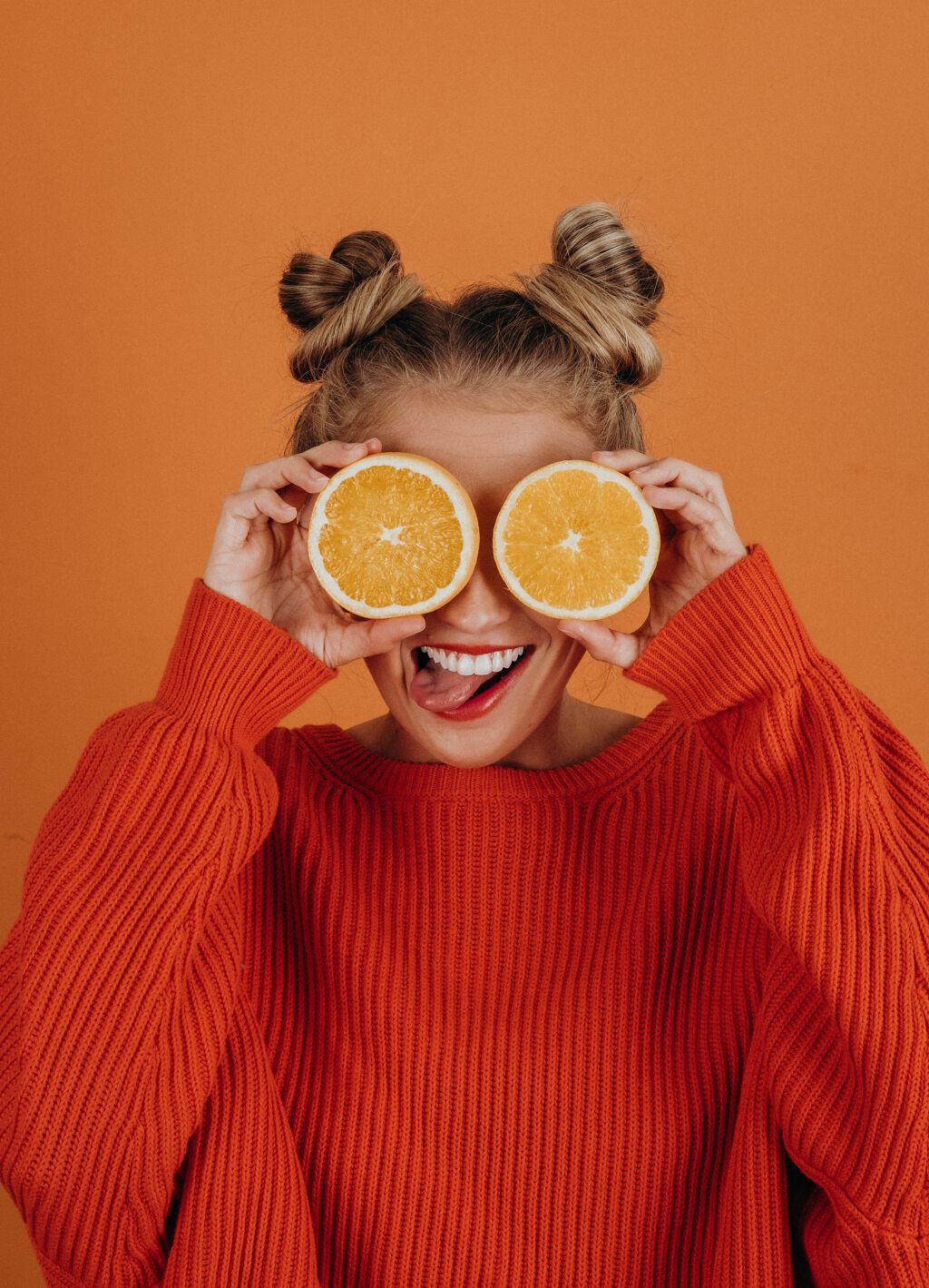 【完全版】オレンジメイクのやり方&おすすめプチプラコスメ|おしゃれの秘密はオレンジにあり!の画像