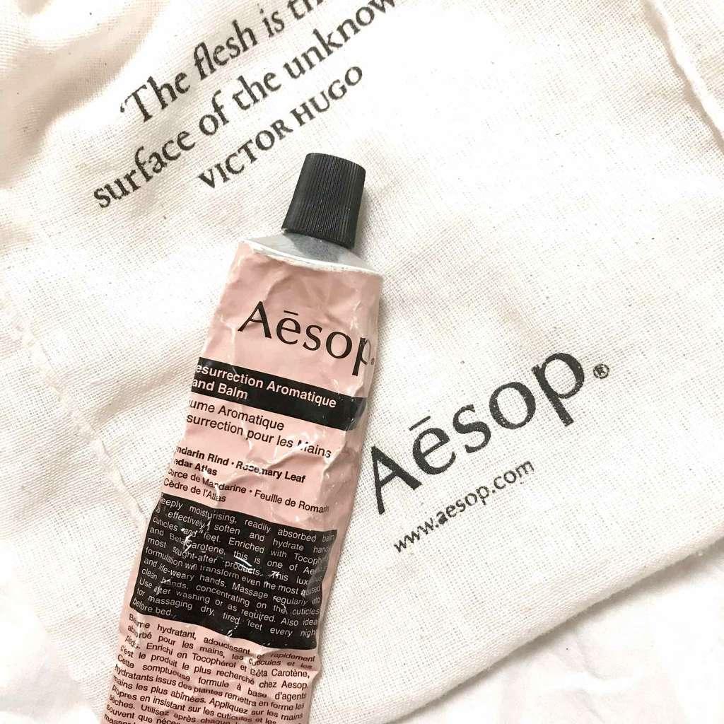 「今話題のAesop(イソップ)ハンドクリームがおすすめ。洗練されたお洒落な見た目が映える!」の画像(#54079)