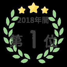 LIPSベストコスメ2018カテゴリ賞 アイブロウ部門 第1位