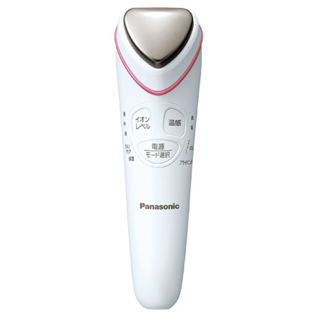 Panasonic,導入美容器 イオンエフェクター EH-ST63-P
