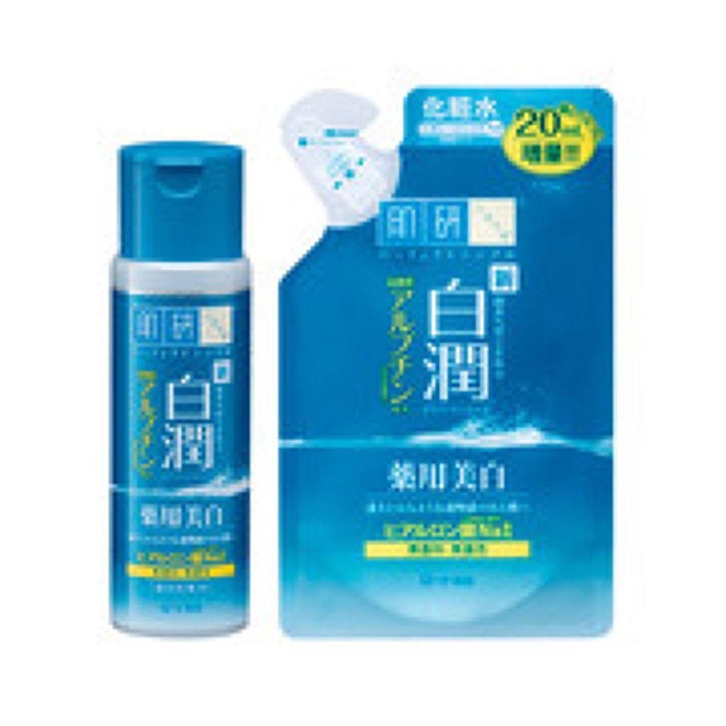 肌ラボ,白潤 薬用美白化粧水