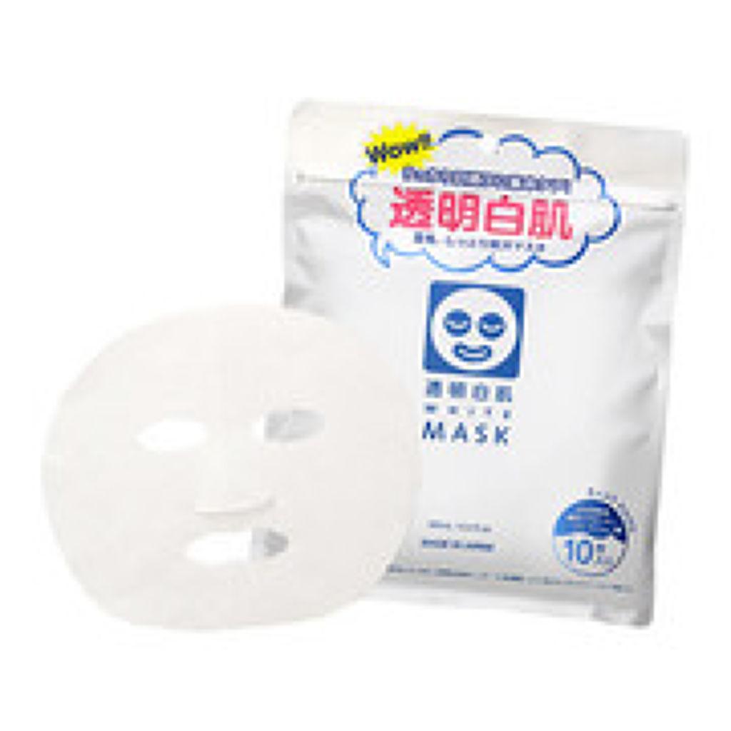 透明白肌(トウメイシロハダ),ホワイトマスクN