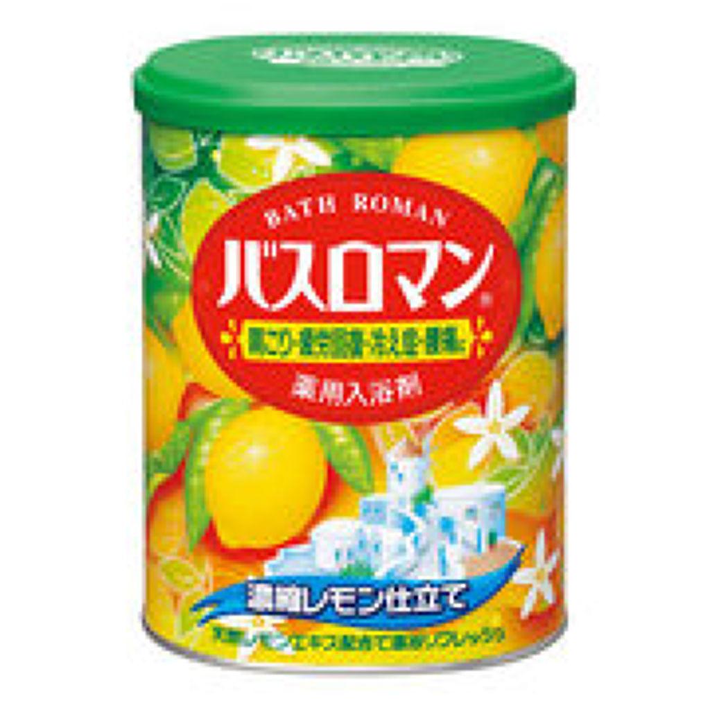 バスロマン,バスロマン 濃縮レモン仕立て