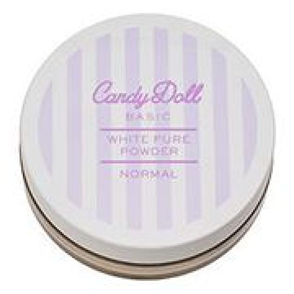 CandyDoll(キャンディドール),キャンディドール ホワイトピュアパウダー<ノーマル>