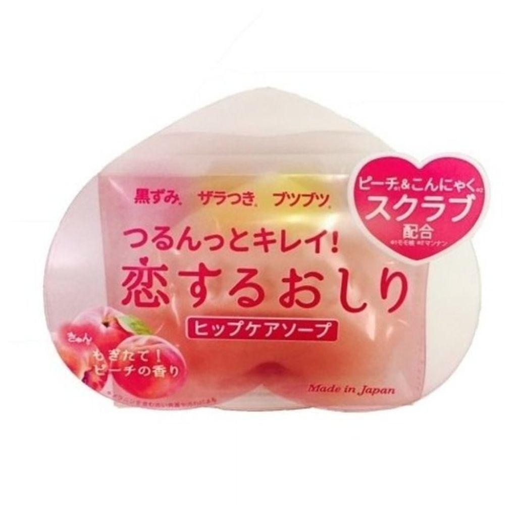 ペリカン石鹸,恋するおしり ヒップケアソープ