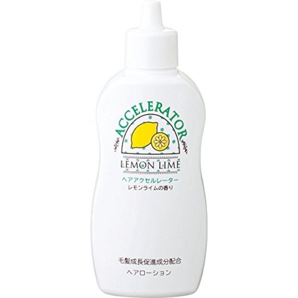 加美乃素本舗,ヘアアクセルレーター レモンライムの香り