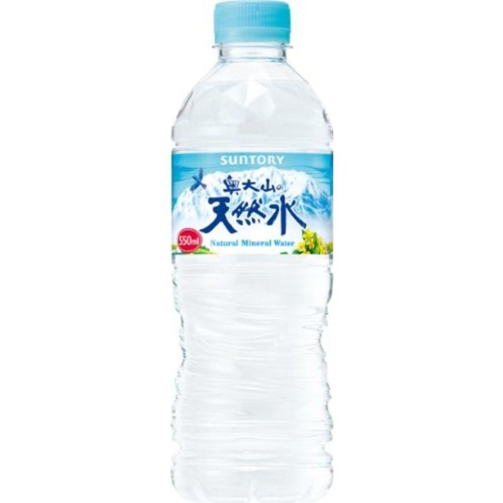 サントリー,天然水(奥大山)