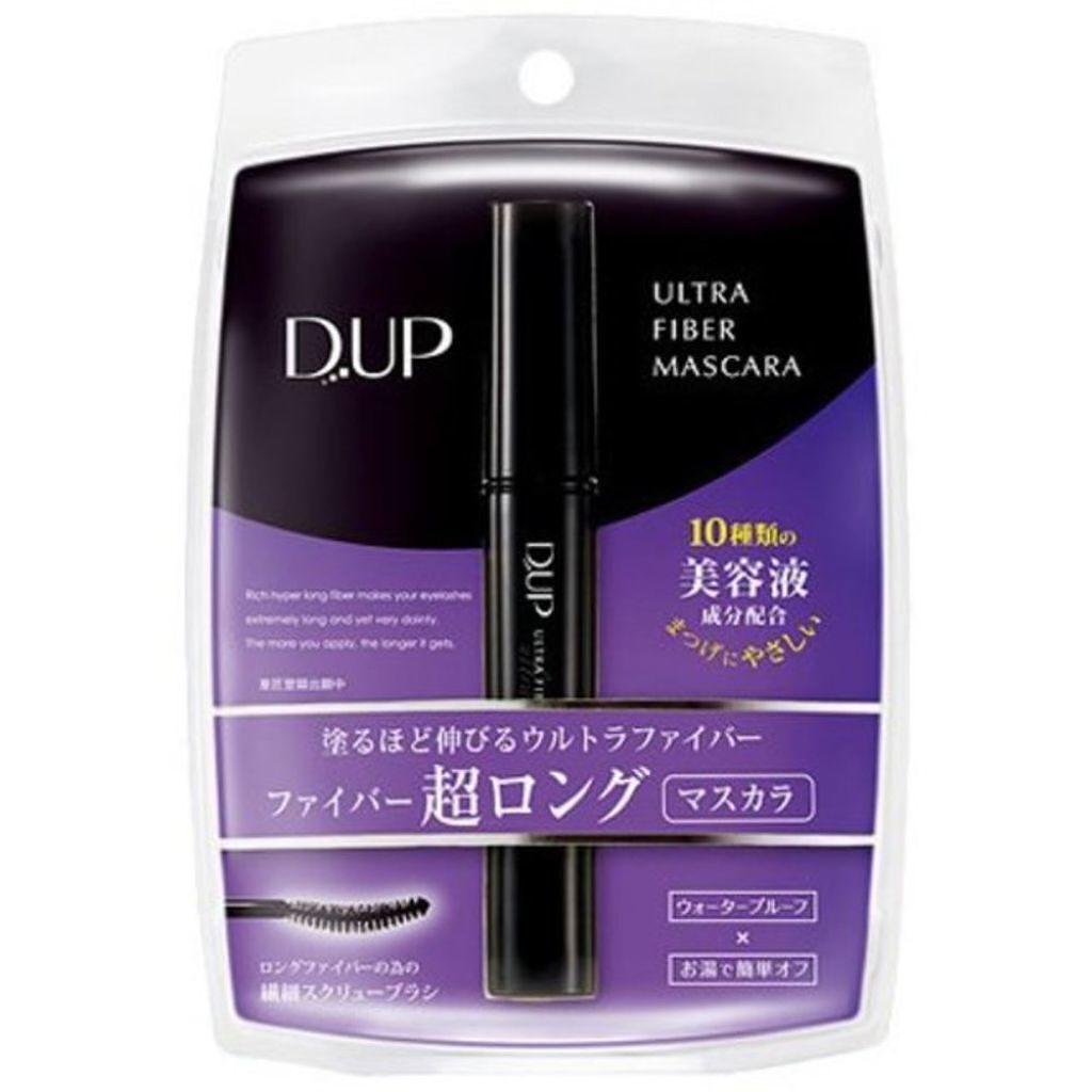 D-UP(ディーアップ),ウルトラファイバー マスカラ