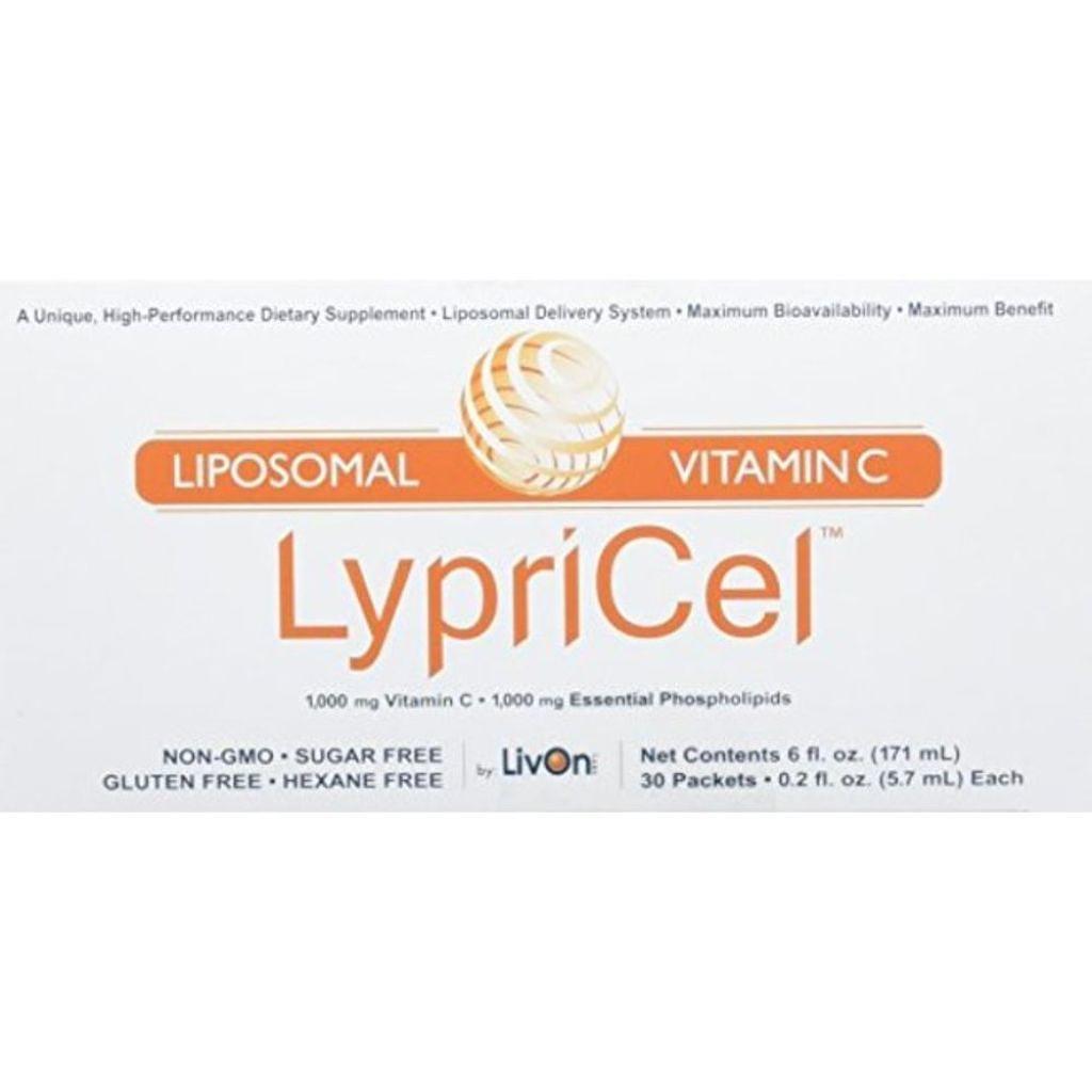 LypriCel(海外),リポソームビタミンC