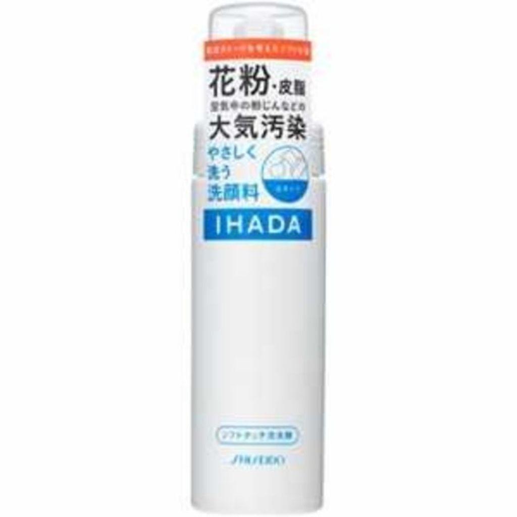 イハダ,ソフトタッチ泡洗顔料