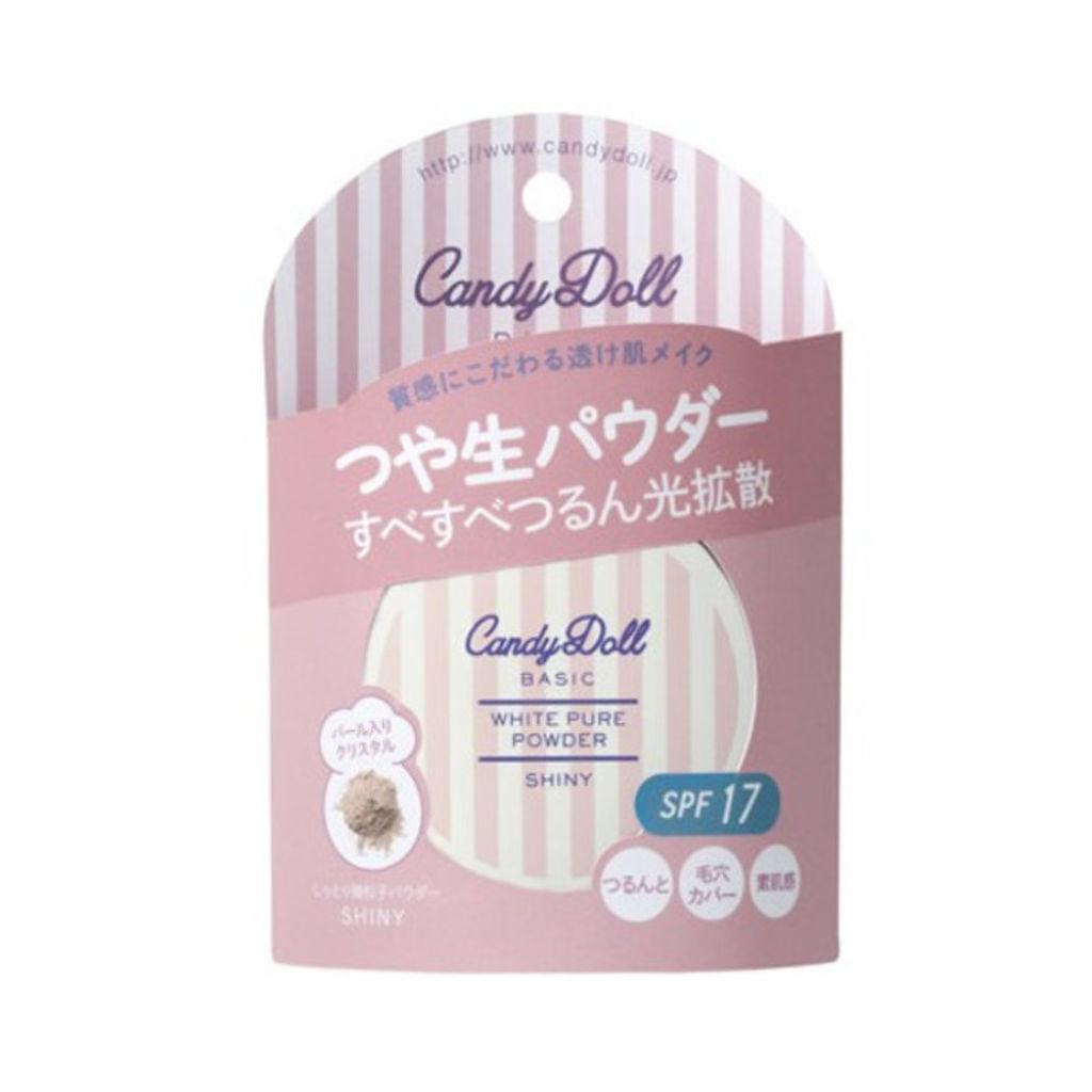 CandyDoll(キャンディドール),ホワイトピュアパウダー<シャイニー>