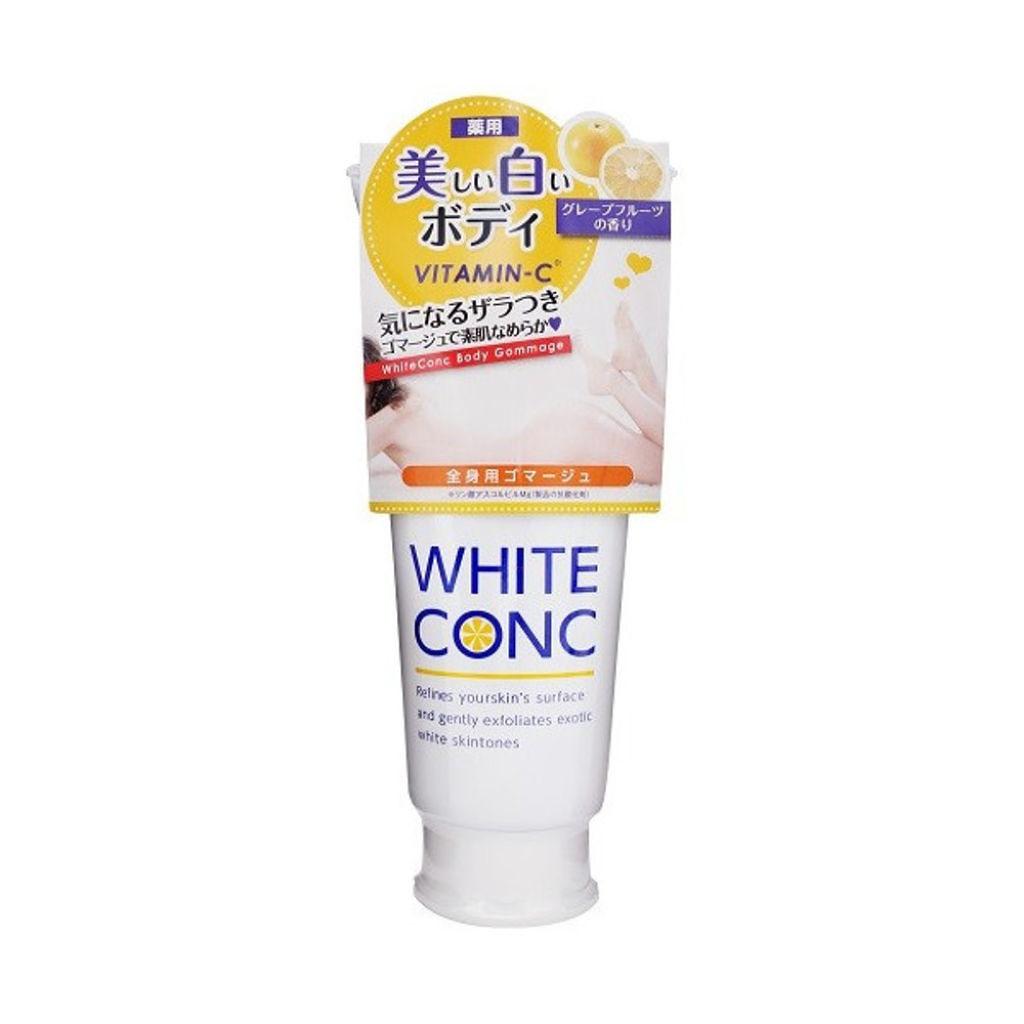 ホワイトコンク,薬用ホワイトコンク  ボディゴマージュCⅡ