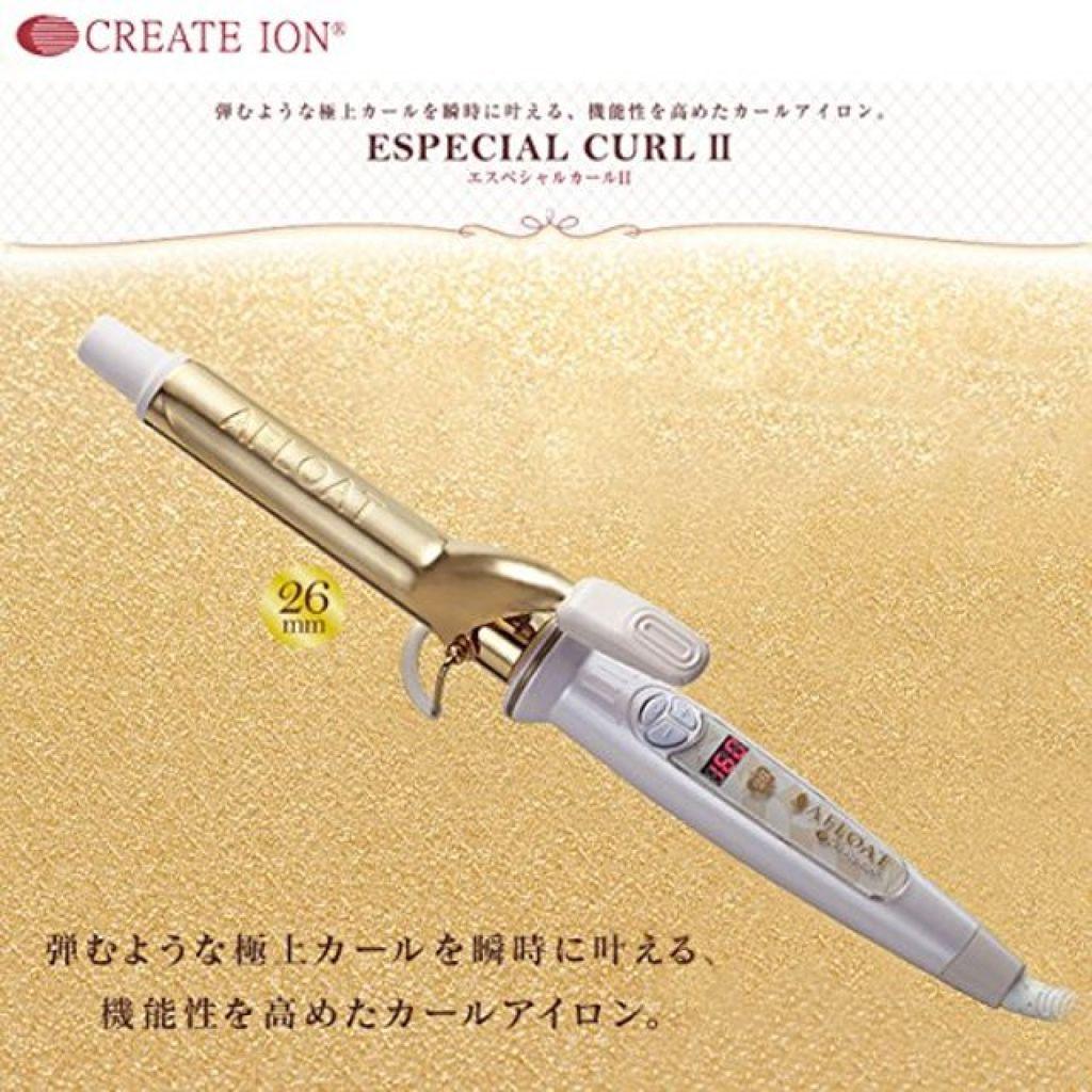 クレイツ,イオン カールアイロン 26mm