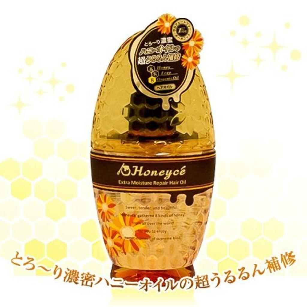 Honeyce'(ハニーチェ),エクストラモイスチャーリペア ヘアオイル
