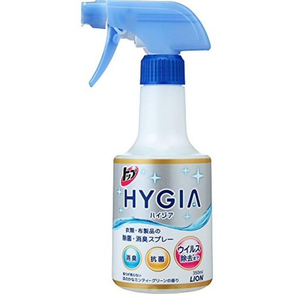 トップ,HYGIA(ハイジア) 衣類・布製品の除菌・消臭スプレー