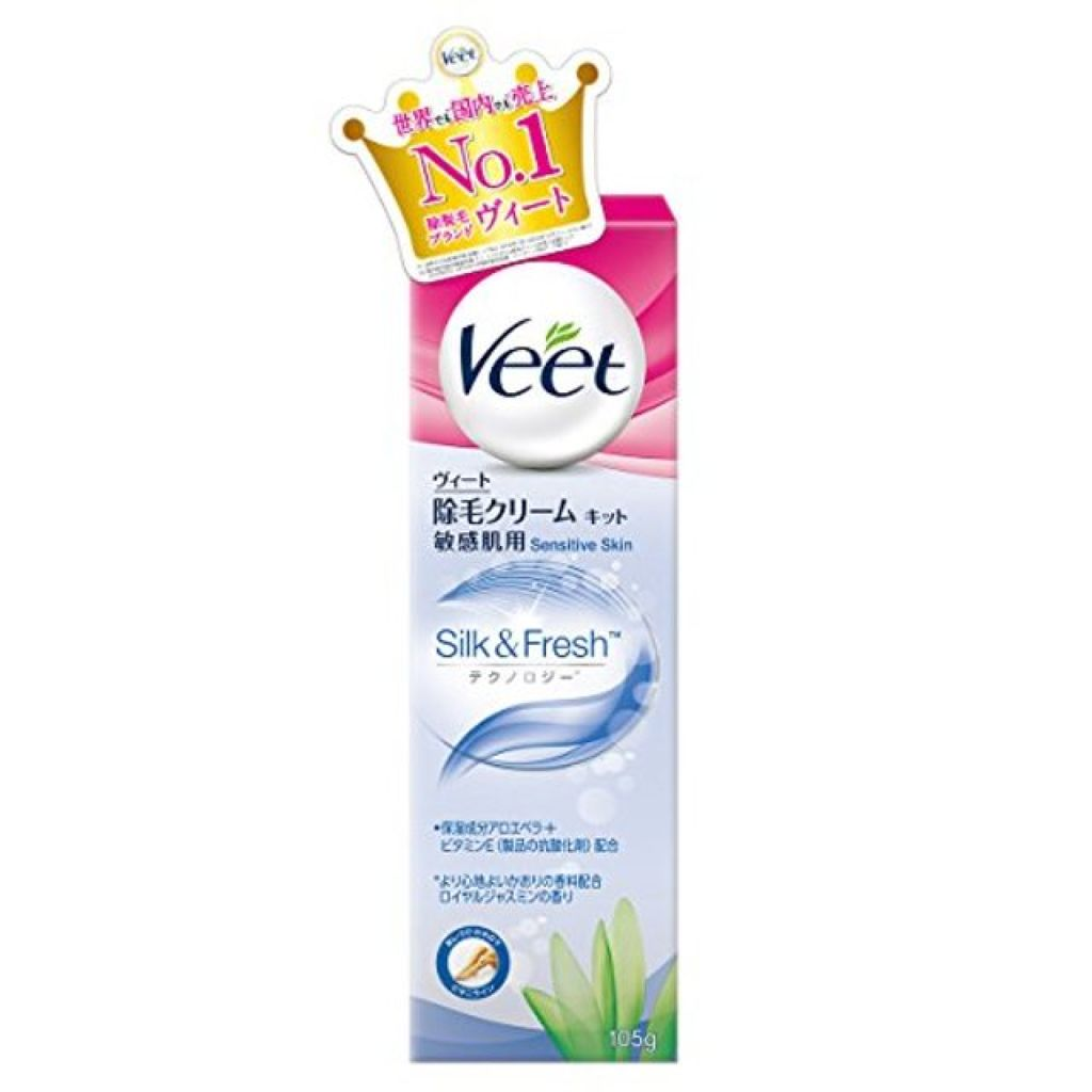 Veet(ヴィート),ヴィート 除毛クリーム(敏感肌用)