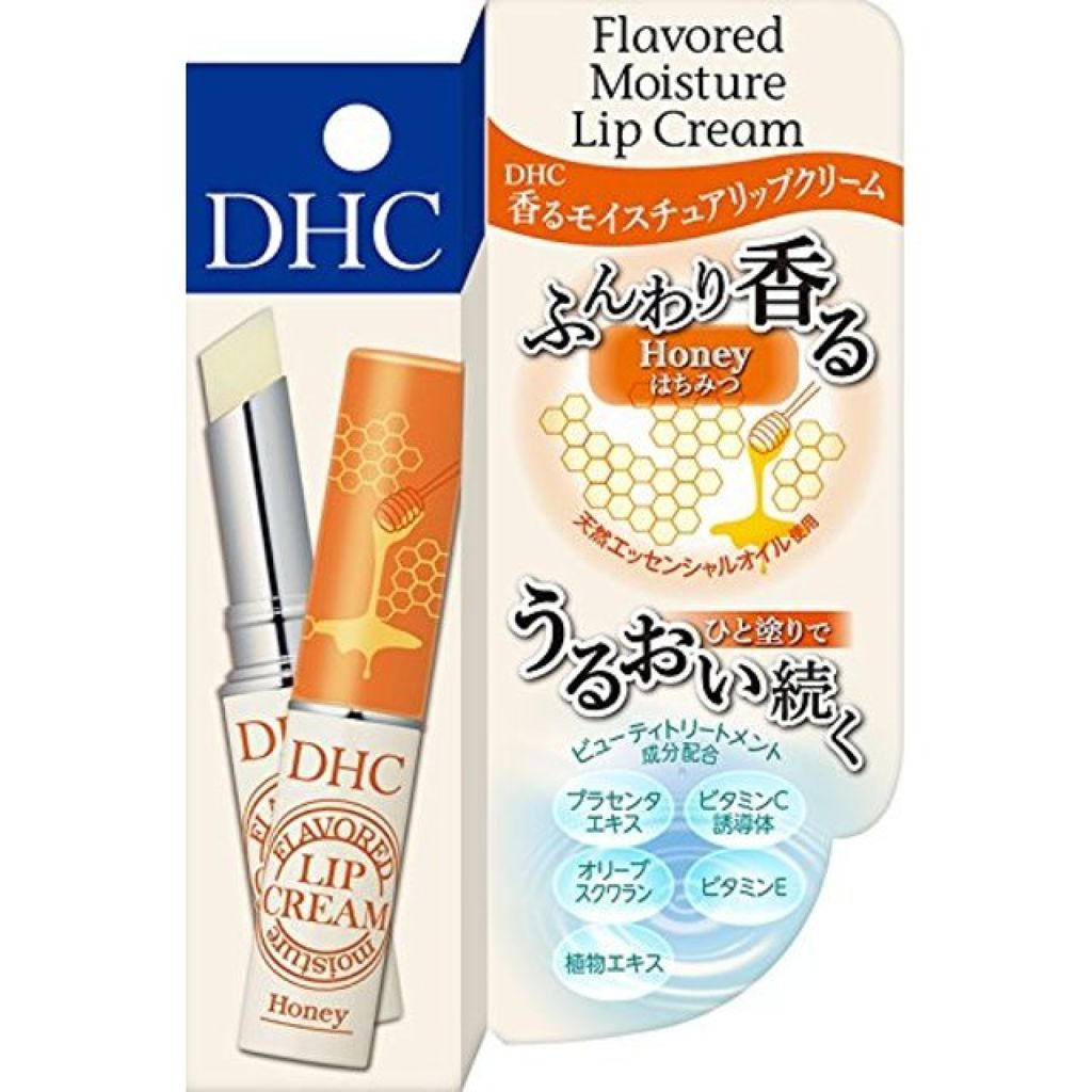 DHC,香るモイスチュアリップクリーム はちみつ