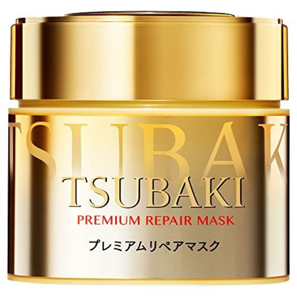TSUBAKI,プレミアムリペアマスク