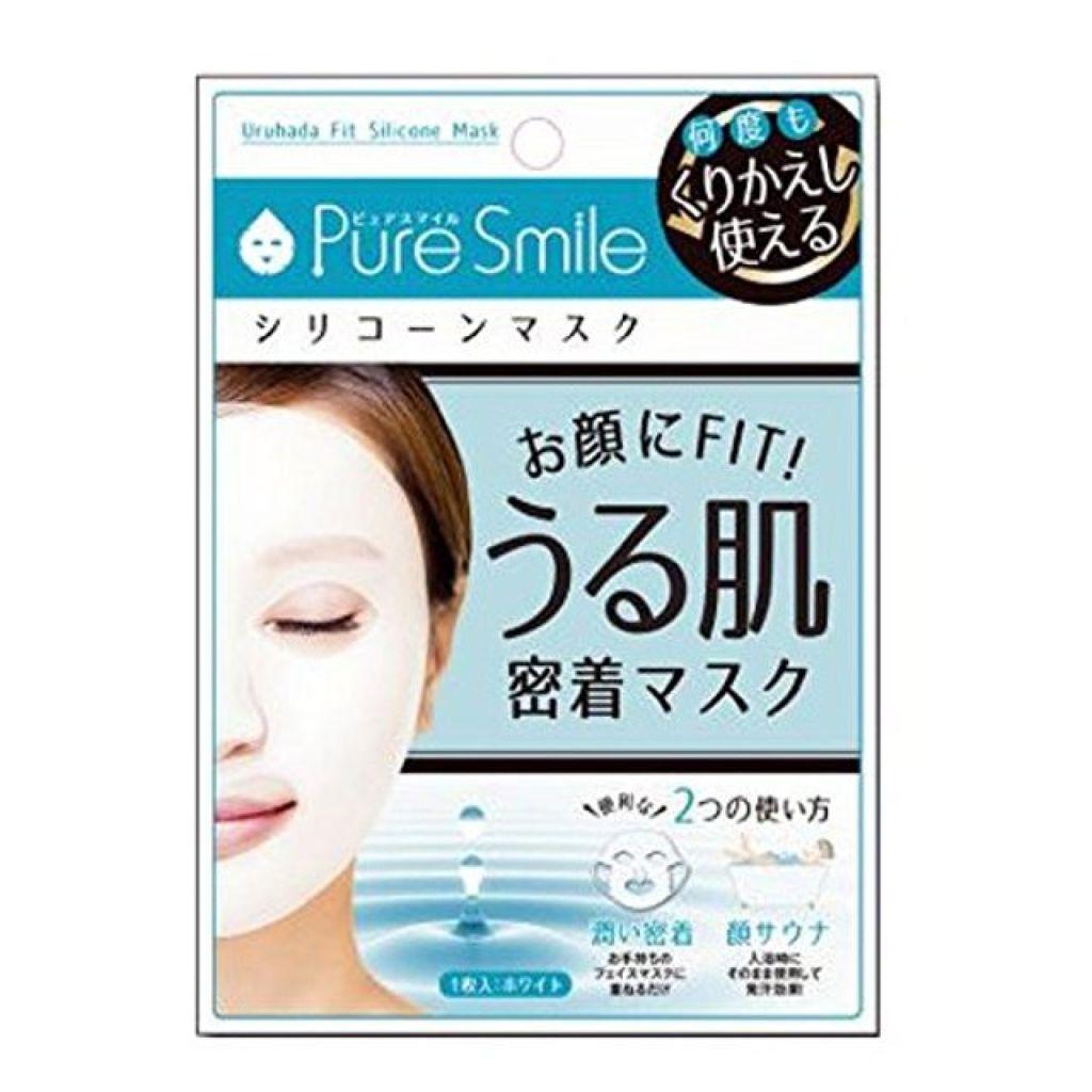 Pure Smile(ピュアスマイル),シリコーンマスク