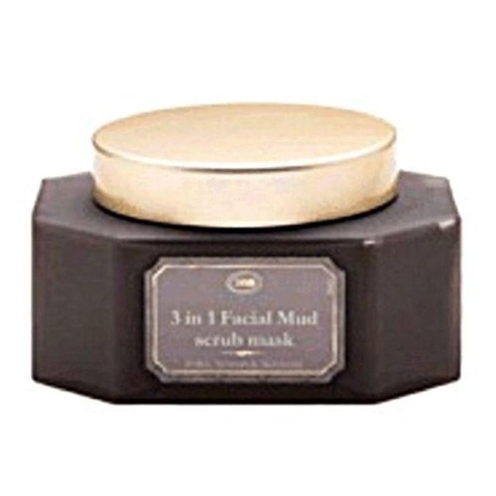 SABON(サボン),Dead Sea 3in1 Facial Mud Scrub Mask
