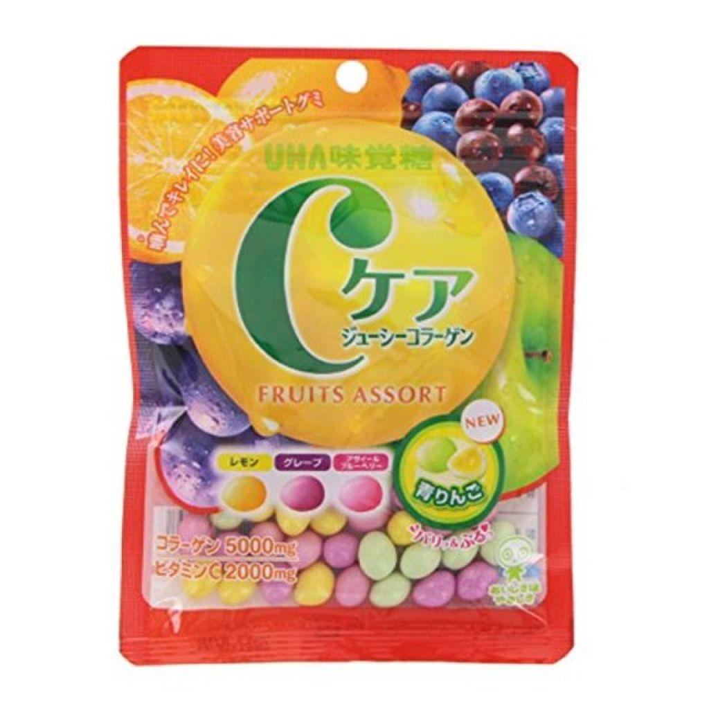 UHA味覚糖,Cケアジューシーコラーゲン