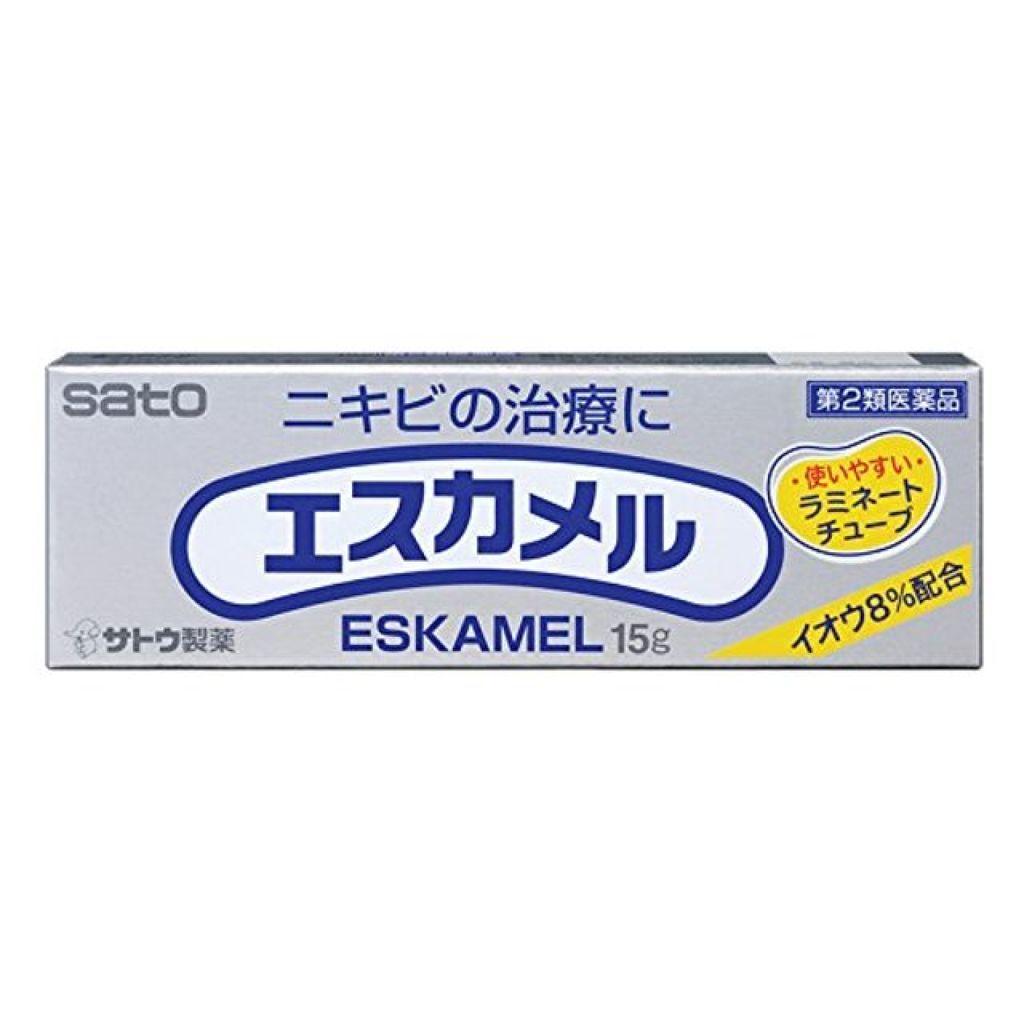 佐藤製薬,エスカメル(医薬品)