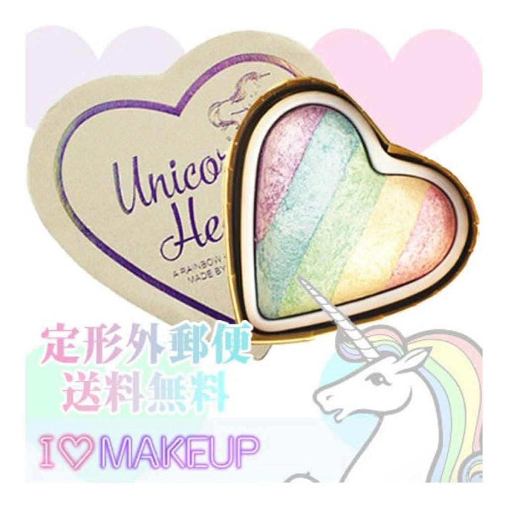 MAKEUP REVOLUTION(メイクアップレボリューション)/アイラブメイクアップ,Unicorn's Heart