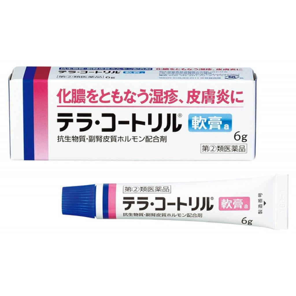 武田薬品工業,テラ・コートリル
