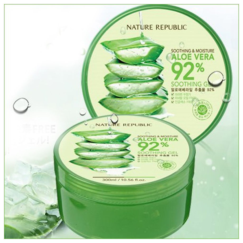 NATURE REPUBLIC,アロエベラ92%