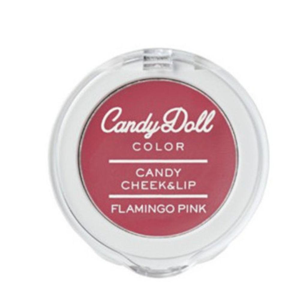 CandyDoll(キャンディドール),キャンディリップ&チーク