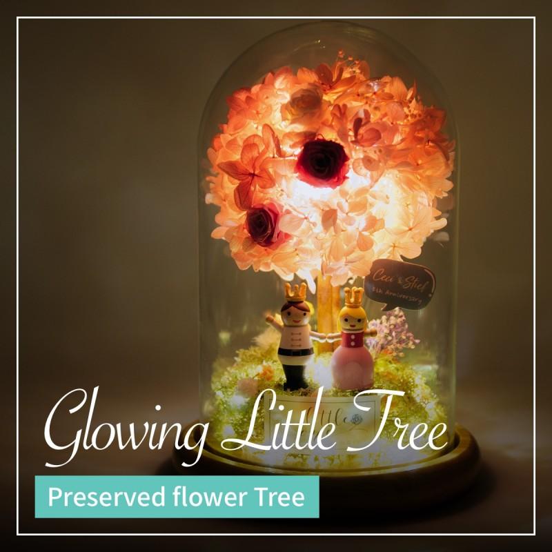 Glowing Little Tree
