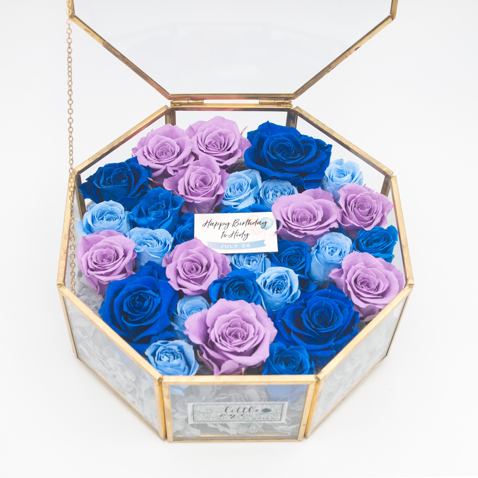 Little Little Box  Series • Rose Garden