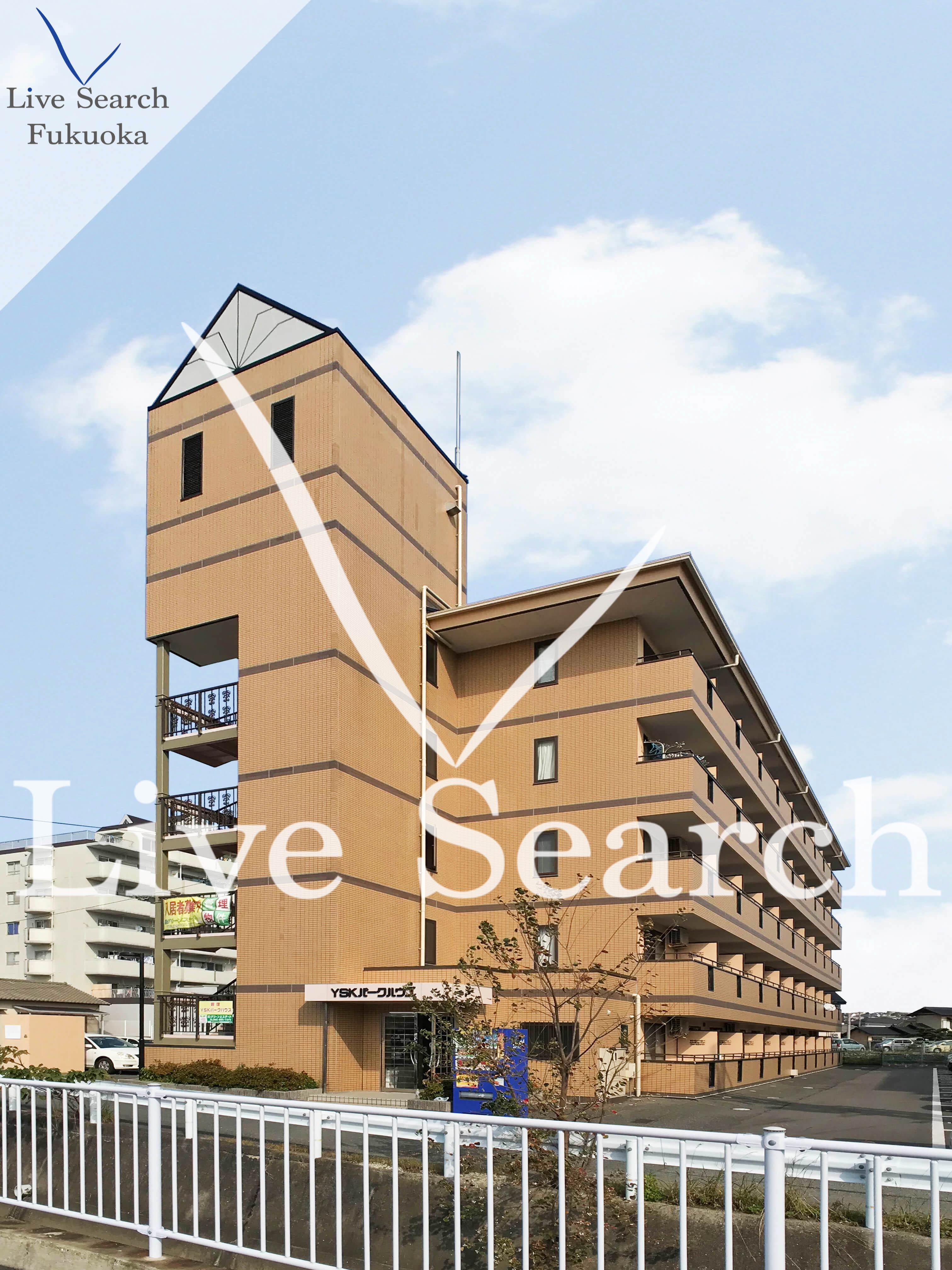 YSKパークハウス 507 【東区三苫駅】 の外観写真
