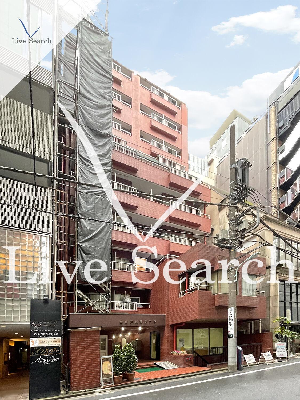 銀座アビタシオン 1001 【東銀座駅】 の外観写真