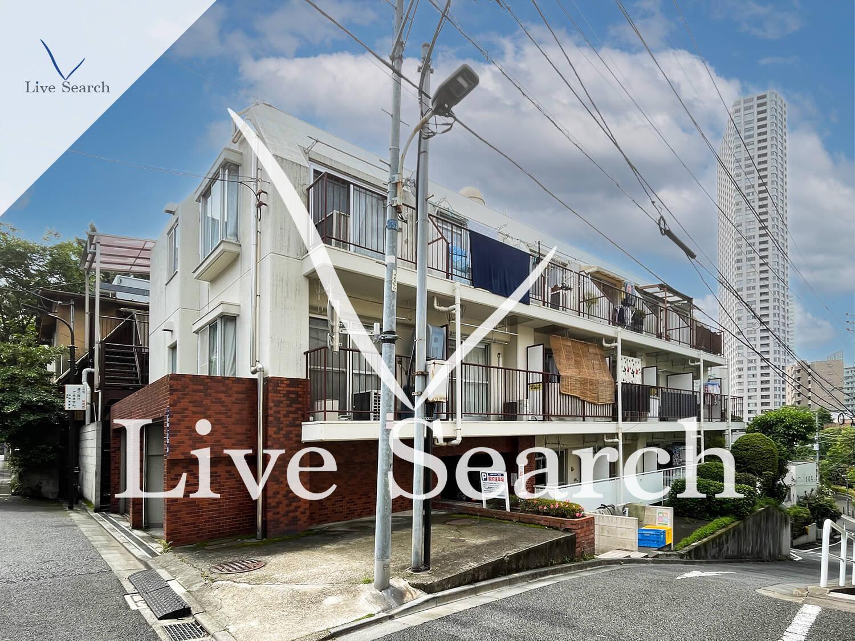 東武ハイライン高輪 305 【白金高輪駅】 の外観写真