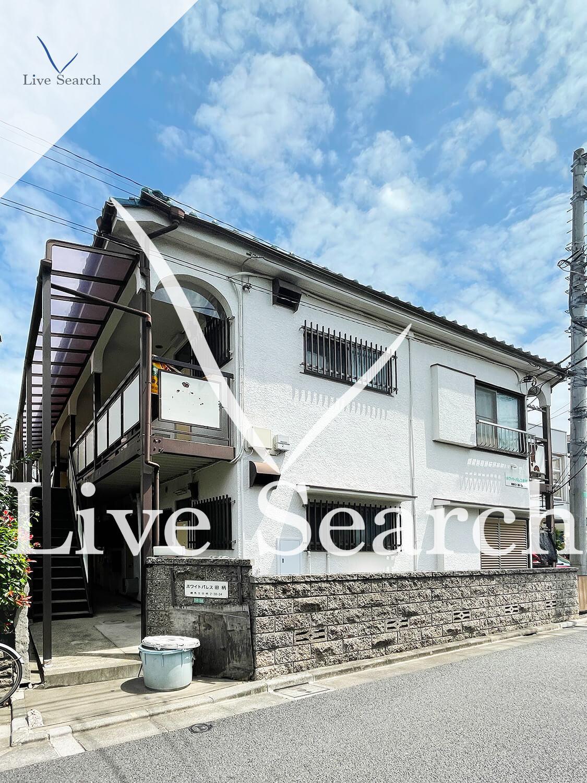 ホワイトパレス田柄 103 【赤塚駅】 の外観写真
