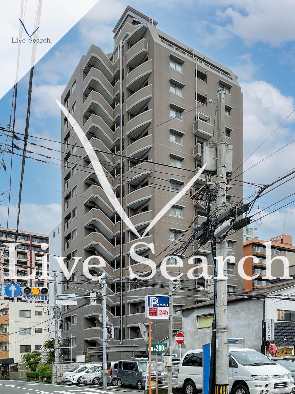 コアマンション西新プレジオ 1202 【早良区西新駅】 の外観写真