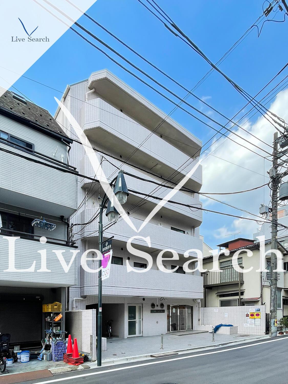幸町マンション 101 【大山駅】 の外観写真