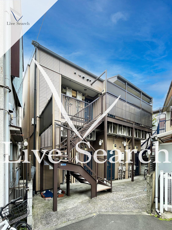 インベスト東大井 205 【立会川駅】 の外観写真