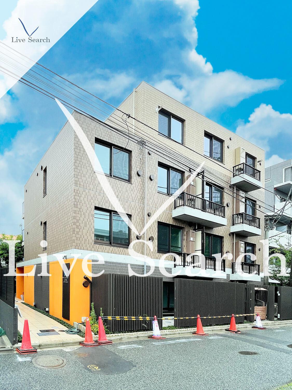 ウェルスクエアイズム上北沢 302 【上北沢駅】 の外観写真