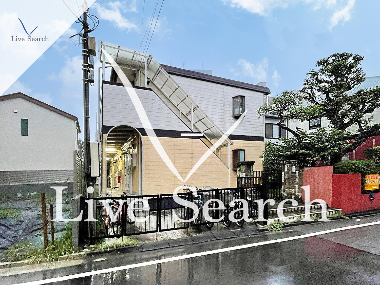 メゾン樫村 206 【桜台駅】 の外観写真