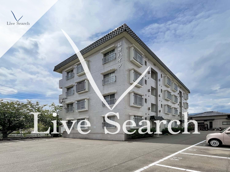 観世ハイツ 102 【西鉄五条駅】 の外観写真