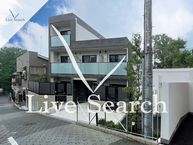 BPRレジデンス仙川 301 【仙川駅】 の外観写真