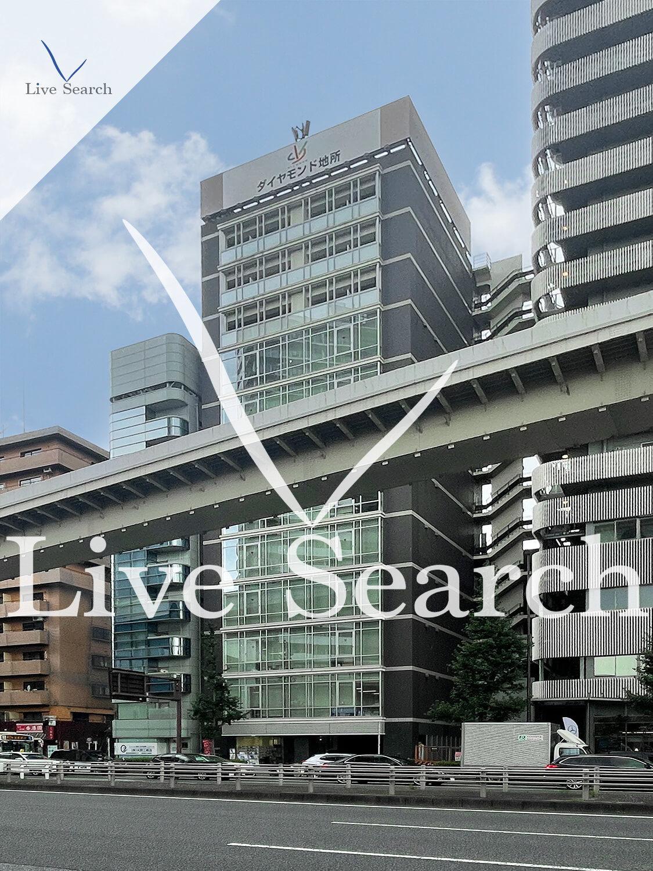西新宿ダイヤモンドビル 8F 【初台駅】 の外観写真
