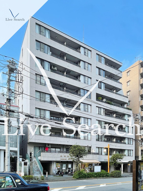コスモシティ市ヶ谷 223 【牛込神楽坂駅】 の外観写真