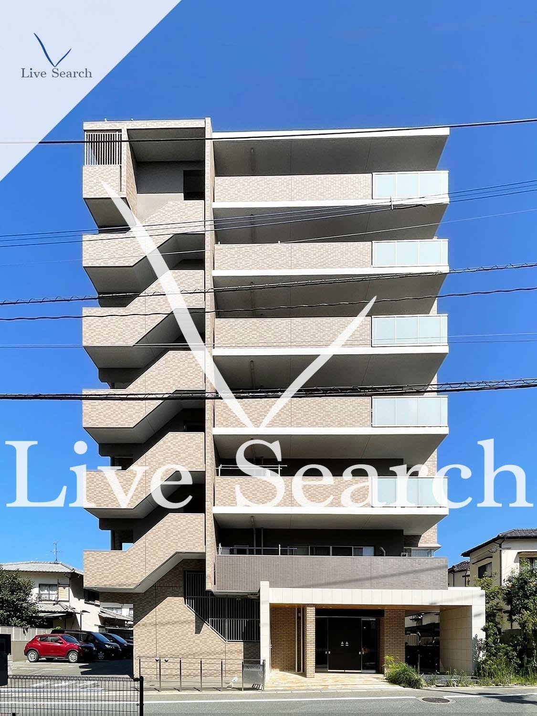 アルファステイツ姪浜 703 【西区姪浜駅】 の外観写真