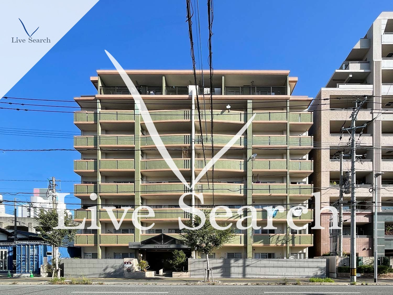 日宝サンセーヌ姪浜 404 【西区姪浜駅】 の外観写真
