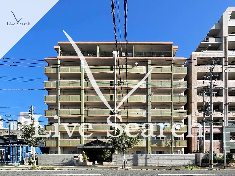 日宝サンセーヌ姪浜 405 【西区姪浜駅】 の外観写真
