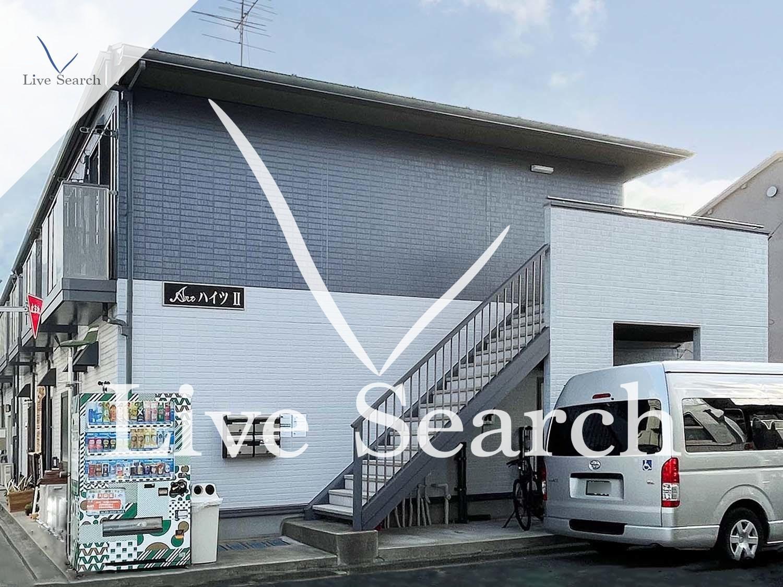 ArtハイツⅡ 205 【梅屋敷駅】 の外観写真